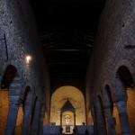 San Leo Pieve interno