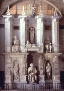 mosè michelangelo tomba giulio II san pietro in vincoli roma