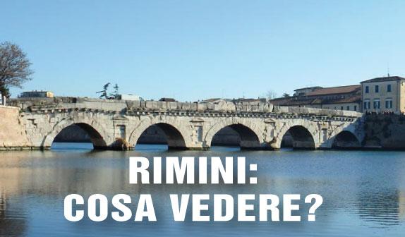 Rimini: cosa vedere?