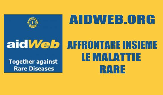 aidWeb.org: affrontare insieme le malattie rare