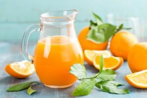 valori nutrizionali arancia spremuta arance