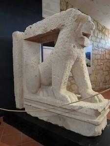 sant'antioco museo archeologico leoni di sulky