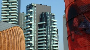 milano porta nuova unicredit pavilion solea solara