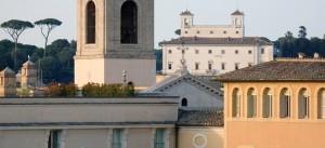 piazza navona accademia di francia villa medici