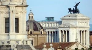 piazza navona vittoriano altare della patria