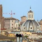 Roma - verso Piazza Venezia da Piazza Navona