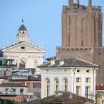 Torre delle Milizie San Bernardino Panisperna