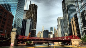 chicago river visitare chicago dal fiume