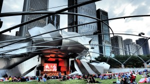 Chicago Pritzker Pavillion