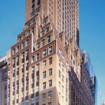 French Building Fifth Avenue