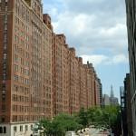 New York - High Line Park 10 Av & 23 St w