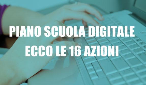 Piano Nazionale Scuola Digitale: in arrivo 160 milioni di euro