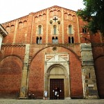 Pavia San Pietro dal Cielo d'Oro visita