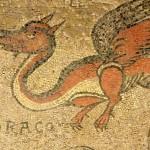 Bobbio Abbazia Mosaici
