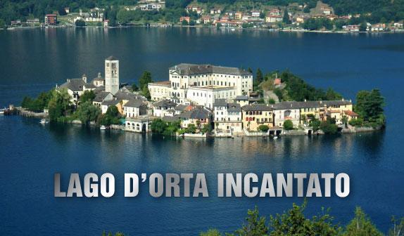 Lago d'Orta incantato