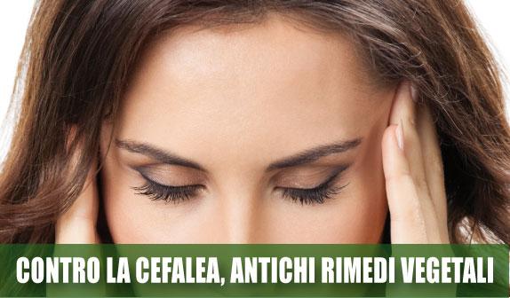 Contro la cefalea, antichi rimedi vegetali
