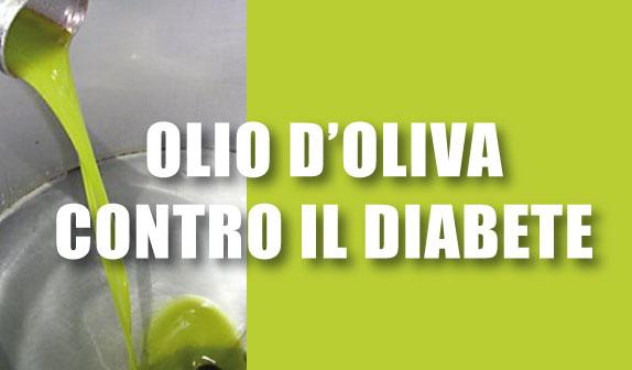 Nell'olio d'oliva la molecola contro il diabete
