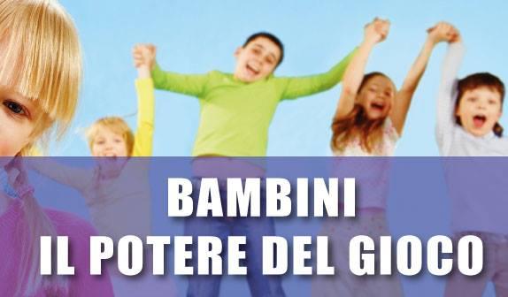 Bambini: il Potere del Gioco