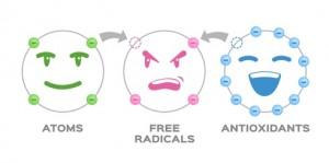 radicali liberi antiossidanti