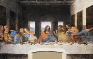 alimentazione bibbia vangelo ultima cena