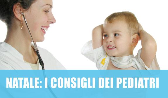 Natale: i consigli dei Pediatri per festività 'a misura di bimbo'