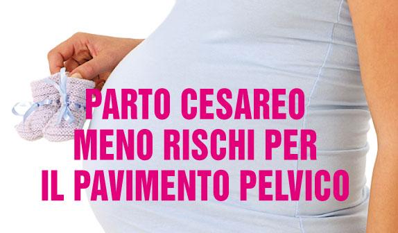 Parto Cesareo: meno rischi per il pavimento pelvico