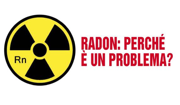 Radon: perché è un problema?